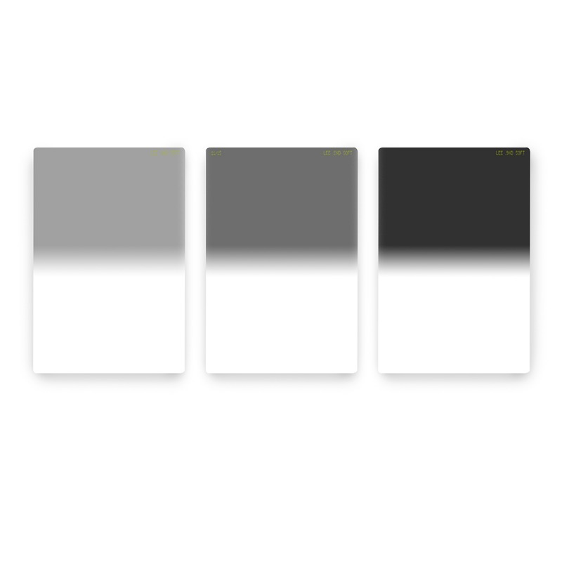 [LEE 필터] 100 x 150mm Soft Graduated Neutral Density Filter Set