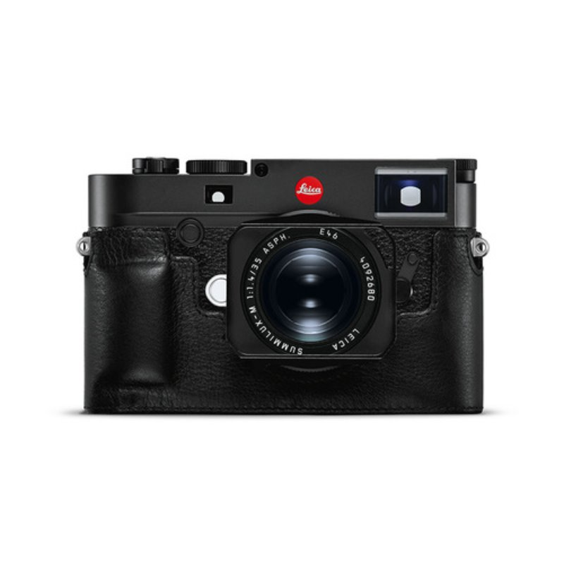 Leica M10 Leather Protector Black