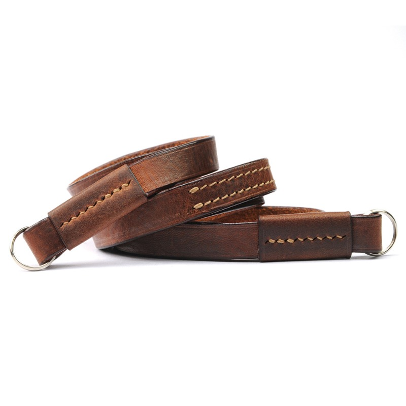[JnK] Comodo Neck Strap (Rally Volpe leather)
