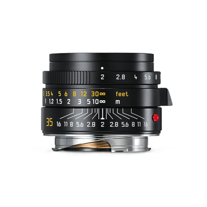 Leica NEW Summicron-M 35mm f/2.0 ASPH Black